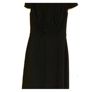 Black Prada cocktail Dress US size 7/8
